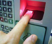 Fingerprint Biometric Technology.