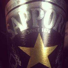 Sapporo [Japanese Beer]