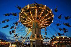 State Fair, Texas and Kansas