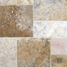 Save over and more on Versailles pattern tiles. This natural stone Porcini travertine tile is a uniqe blend of colors - great for outdoor and indoor installation. Types Of Flooring, Flooring Options, Stone Flooring, Flooring Ideas, Travertine Countertops, Travertine Tile, Versailles Pattern, Pool Coping, Easy Halloween Crafts