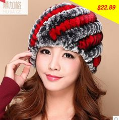 This item is now available in our shop. Rex rabbit hair round hat female genuine leather knitted thickening thermal fashionable casual hat - US $22.89 http://worldshop8.org/products/rex-rabbit-hair-round-hat-female-genuine-leather-knitted-thickening-thermal-fashionable-casual-hat/