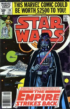 Star Wars #39 (1981) - Al Williamson