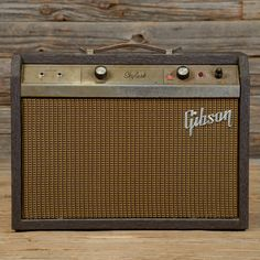As the premier authority on used & vintage gear, we have an unmatched selection of guitars, amps, basses & more. Chicago Shopping, Skylark, Marshall Speaker, 1960s, Tube, Amp, Music, Vintage, Musica