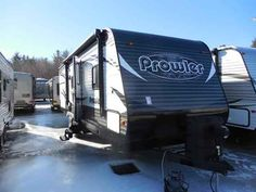 2016 New Heartland Prowler 26PRBK Travel Trailer in New Hampshire NH.Recreational Vehicle, rv, 2016 Heartland Prowler26PRBK, Black tank flush, Heated Enclosed Underbelly, Power Awning w/LED Strip, Power Stabilizer Jacks, Power Tongue Jack, Prowler Night Shades in Living and Bedroom, Prowler Value Package, Rear Ladder, RVIA Seal, RVQ Outside Grill, Spare Tire and Carrier, Winterization,