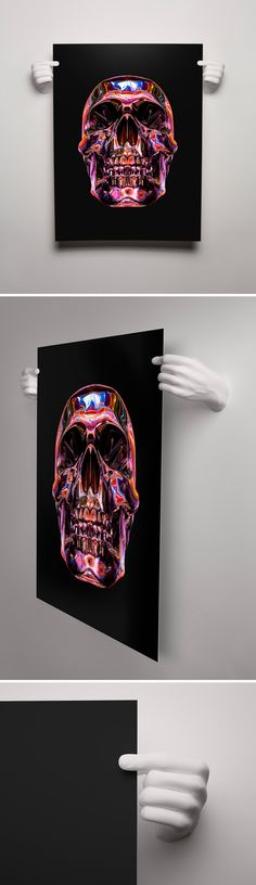 Handvas - the creative way to display your prints. www.handvas.com