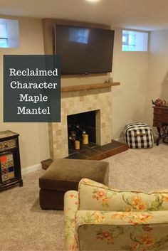 The Need For Basement Remodeling   Basements, Mantels And Staircases