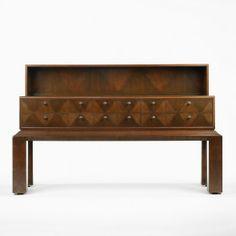 Eliel Saarinen / sideboard < Important Design, 09 December 2008 < Auctions | Wright