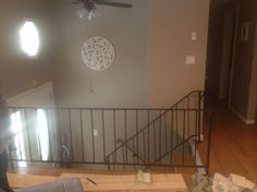 Turn Your Ordinary Railings Into Beautiful Built-ins!