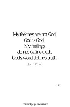 Easy to forget when we are feeling anything strong, like anger or love. God will tell me what is right.