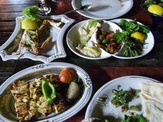 Restaurant: Abu Dhabi harbour (Al Mina): Al Dhafra