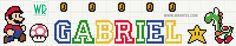 WR Artes (Blog do Wagner Reis): Gráfico infantil para ponto cruz All Star