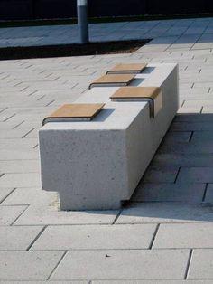 20 ideias de mobiliário urbano para inspirar – Ideias Diferentes