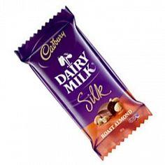 Cadbury Dairy Milk Silk Roast Almond (big) | Supermarket24x7.in