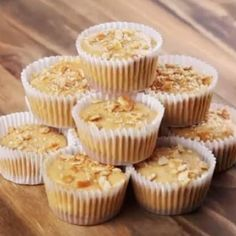 Try Mini Peanut Butter Cheesecakes! You'll just need 36 Ritz Crackers, Peanut Butter for crackers, 16 oz cream cheese, cup sugar, cup peanut butter. Peanut Butter Sandwich, Peanut Butter Cheesecake, Cheesecake Bites, Peanut Butter Recipes, Cheesecake Recipes, Dessert Recipes, Xmas Recipes, Birthday Recipes, Baking Recipes