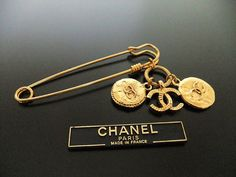 vintage chanel brooch - to dress up every outfit, $279