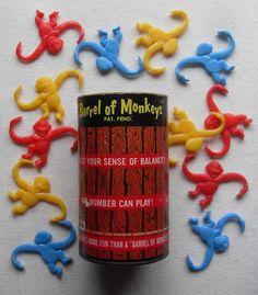 Barrel of Monkeys!