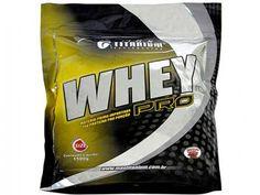 Whey Pro 1,5 kg Refil Chocolate - Max Titanium