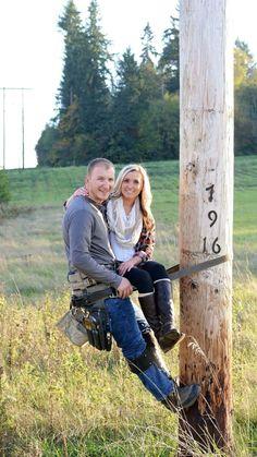 254 days til I marry my lineman!!❤️