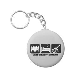 >>>Best          Funny eat sleep guitar keychain           Funny eat sleep guitar keychain lowest price for you. In addition you can compare price with another store and read helpful reviews. BuyDeals          Funny eat sleep guitar keychain please follow the link to see fully reviews...Cleck Hot Deals >>> http://www.zazzle.com/funny_eat_sleep_guitar_keychain-146600310804852202?rf=238627982471231924&zbar=1&tc=terrest