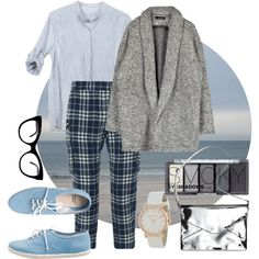 A fashion look from January 2014 featuring Steven Alan blouses, Joseph pants and American Apparel shoes. Browse and shop related looks.