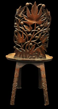 Indian Colonial Kashmir Chair - Michael Backman Ltd
