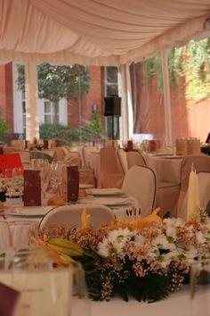 Montaje de carpas para bodas