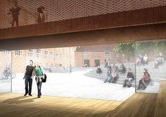Falkonergården / JAJA Architects
