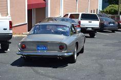 Street Spot: Silver State Ferrari