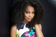 Jaz Sinclair, Actress: Chilling Adventures of Sabrina. Jaz Sinclair was born on July 1994 in Dallas, Texas, USA as Jasmine Sinclair Sabino. She is an actress, known for Chilling Adventures of Sabrina Easy and Paper Towns Jaz Sinclair, Curly Hair Styles, Natural Hair Styles, Hbo Documentaries, Beauty Crush, Black Magic Woman, African Hairstyles, Celebs, Celebrities