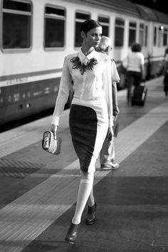 Moda donna al maschile? Opera, Style, Design, Fashion, Italian Fashion, Photos, Haute Couture, Swag, Moda