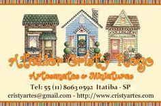 Atelier Cristy Rego - miniaturas, organizadores.