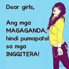 Hahahahaha Filipino Quotes, Pinoy Quotes, Filipino Funny, Tagalog Love Quotes, Bitchyness Quotes Sassy, Jokes Quotes, New Quotes, Quotable Quotes, Inspirational Quotes