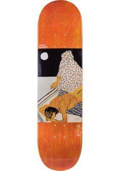 Polar-Skate-Co Hjalte-Halberg-Night-Witch - titus-shop.com #Deck #Skateboard #titus #titusskateshop