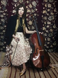 """Duchess Dior: """"Let the Music Play"""" by Elena Rendina for Sunday Times Style Magazine March 2015 Textures Patterns, Ears, Photographers, Dior, Sunday, Vintage Fashion, Bohemian, Let It Be, Magazine"""