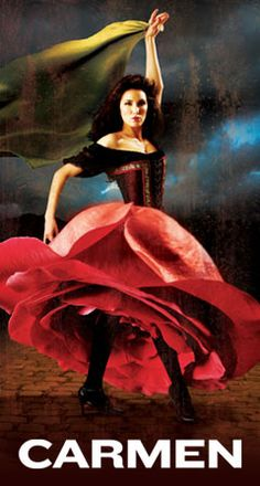 Carmen: This passionate, tragic tale features one of opera's most intriguing characters, the sensuous cigarette girl who tempts fate when she spurns her lover for a celebrated matador.  Quite simply one of the best operas I have seen!! :)