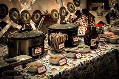 Hot Cocoa Bar! Relief Society Christmas Party Idea - The Everything Housewife