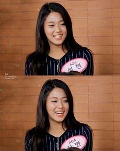 AOA SeolHyun @ TV Talk Show 'With Boss' 140926