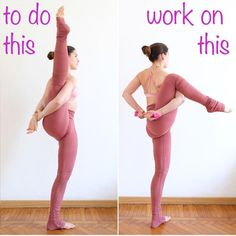 Yoga Poses   : #goal #flexibility #acrobatics