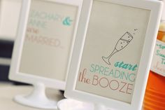 30 Free Printables For Your Next Cocktail Party via Brit + Co.
