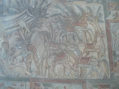 Mosaic in Sicily