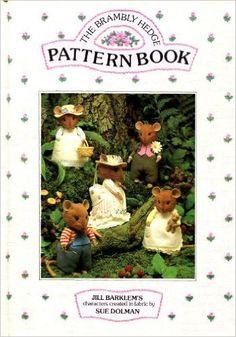 The Brambly Hedge Pattern Book: Amazon.de: Sue Dolman, Jill Barklem: Fremdsprachige Bücher