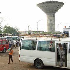 CAMEROUN :: La gare routière de Bépanda Tonnerre interdite :: CAMEROON