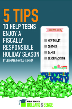 5 Tips for Holiday Spending #tips