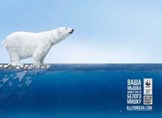 지구온난화 관련 광고