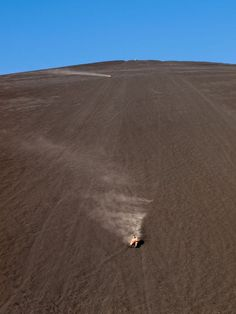 Volcano boarding, Nicaragua. This is at the top of my bucket list!!!