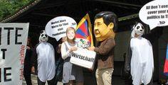 Menschenrechte in Tibet statt Pandadiplomatie