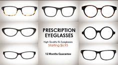 bdfb02b683e8 Buy Glasses Online – 1200+ Frames from  6