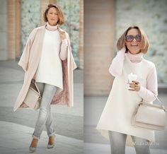 Яркая и теплая зима в модных образах Елены Galant Girl за 2014 год