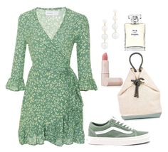 """🌾🌾🌾🌾🌾😌"" by olgakurganova ❤ liked on Polyvore featuring Faithfull, Vans, Rebecca Minkoff, Lipstick Queen and Chanel"