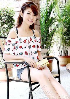 Nós convidamos você a ver nossa galeria de fotos: wei yan (Sharon), mulher asiática para a companhia romântica